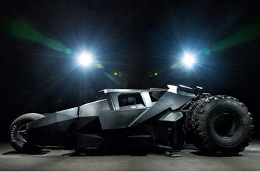 Batman Car Replica