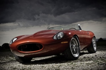 Eagle E-Type Speedster 全新