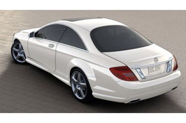 Mercedes Benz CL550 Sport Coupe